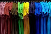 Пошив футболок оптом под нанесение, производство футболок любой сложности на заказ.