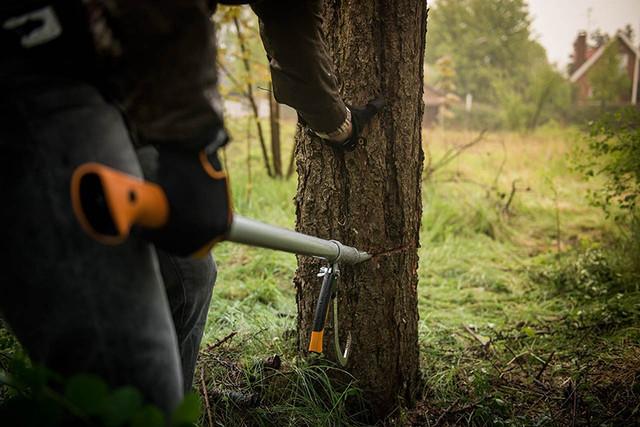Рычаг для валки деревьев Fiskars WoodXpert (126051)