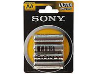 Батарейка Sony Ultra R6 АА (4шт, блистер)