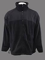 США куртка флис Polartec ECWCS черная Б/У все разм.