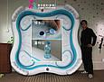 Детский надувной бассейн Intex 56475 (229*229*56 см), фото 4