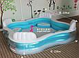 Детский надувной бассейн Intex 56475 (229*229*56 см), фото 7