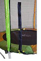 Батут KIDIGO 140 см с защитной сеткой