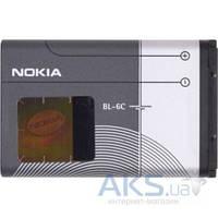 Аккумулятор Nokia BL-6C (1150 mAh) класс АА