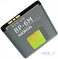 Аккумулятор Nokia BP-6M (1100 mAh) класс АА