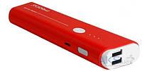Внешний аккумулятор REMAX Proda Jane 10000 mAh Red