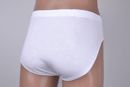 Мужские трусы Белые (YN40209) | 18 шт., фото 2