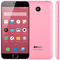 Meizu M2 Note 2 +16Gb Pink, фото 1