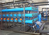 Проектировка и монтаж систем водоподготовки.