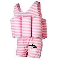 Konfidence - Купальник-поплавок, цвет Pink Strip возраст 4-5 лет