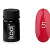 Гель краска Kodi Professional №05