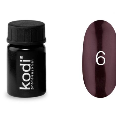 Гель краска Kodi Professional №06