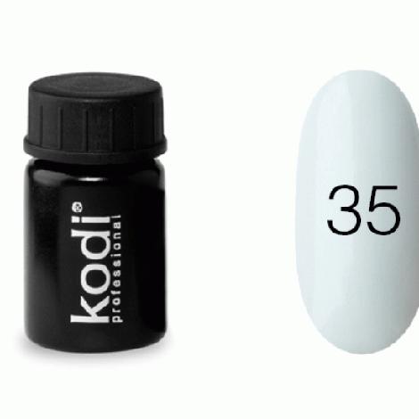 Гель краска Kodi Professional №35