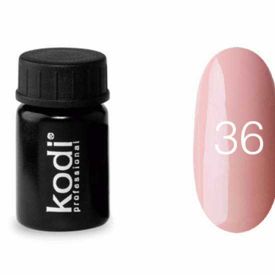 Гель краска Kodi Professional №36