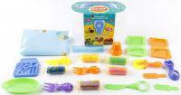 Для детского творчества Пластилин с набором для лепки, KA2017B