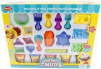 Для детского творчества Пластилин с набором для лепки, KA2019O
