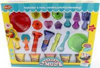 Для детского творчества Пластилин с набором для лепки, KA2019S