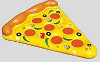 Надувной матрац-пицца, фото 1