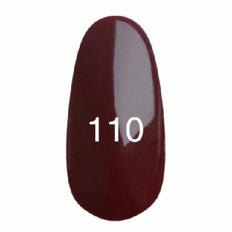 Kodi Professional Гель лак №110 Шоколад, эмаль 8мл