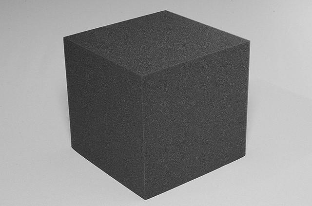 Бас ловушка  Ecosound КУБ угловой 0,25х0,25х0,25 м из акустического поролона