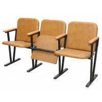 Мебель для актовых залов, 3места