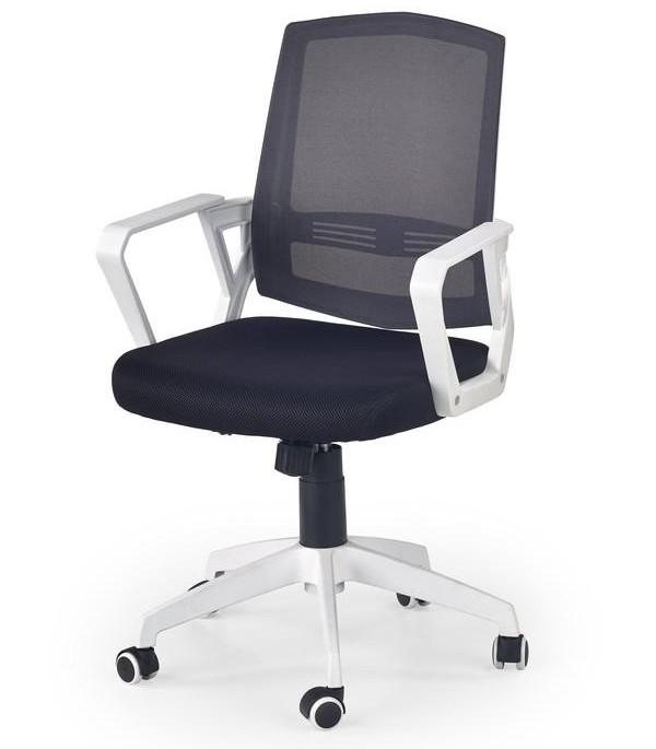 Компьютерное кресло ASCOT черно-серый Halmar