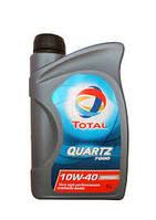 Масло моторное 10W40 (1 л) – Total (Франция) – MB 229.1 , VW 501.01/505.00 – QUARTZ 7000 1L