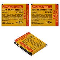 Батарея (аккумулятор) Avalanche BST-39 для Sony Ericsson T707/W20/W380 (800 mAh), оригинал