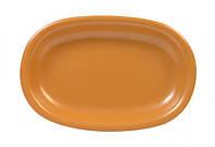 Блюдо 22*15*3см овальное Теракота керамика 24223