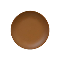 Тарелка 20смТабако керамика 24243