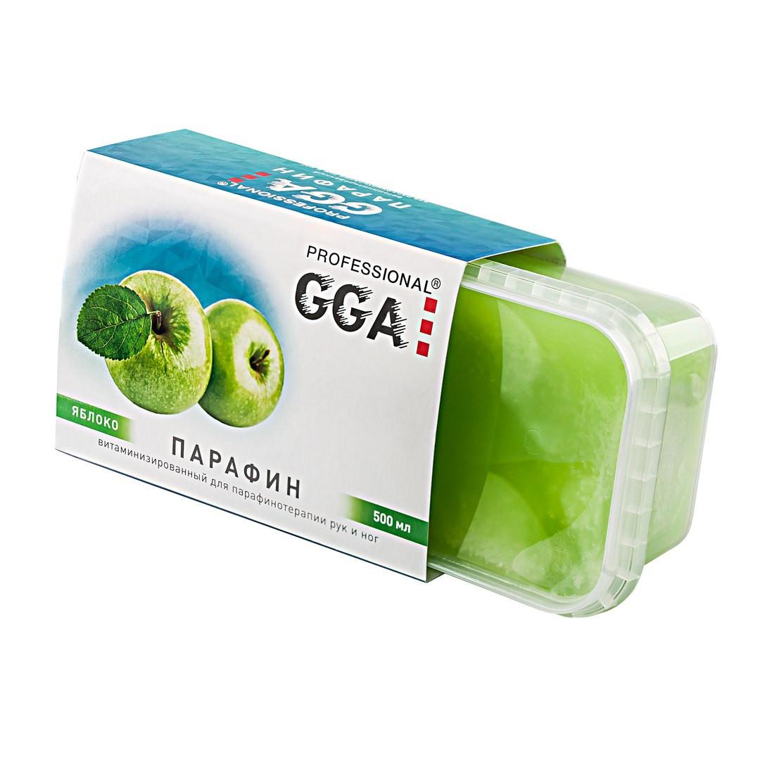 """GGA Professional """"Парафин витаминизированный"""" Яблоко, 500 мл."""