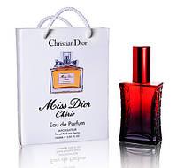 Christian Dior Miss Dior Cherie в подарочной упаковке 50 мл