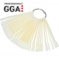 Палитра на кольце GGA Professional 50 шт