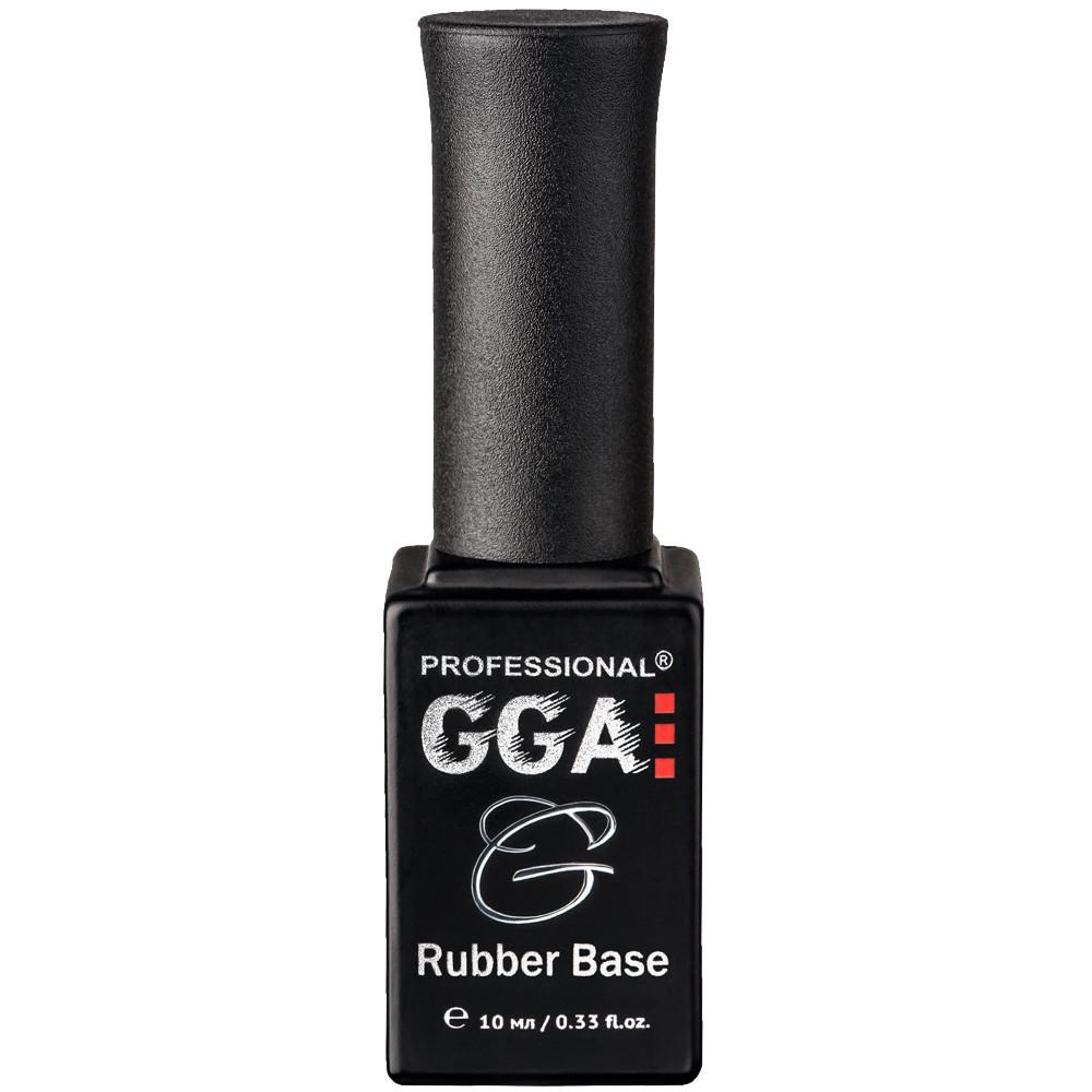 Каучуковая база для гель лака GGA Professional Rubber Base 10 мл