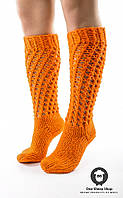 Вязаные носки SS-2, фото 1