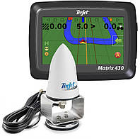 Teejet Matrix 430 система параллельного вождения