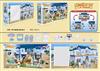 """Домик """"Happy Family"""" с флоксовыми животными, 012-11"""