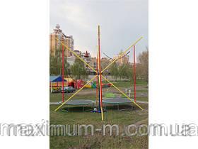 Экстремальный батут Фантастический прыжок-2