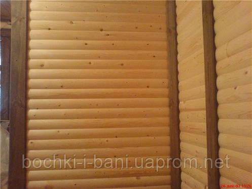 Блок-хаус сосна 2,5м, фото 2