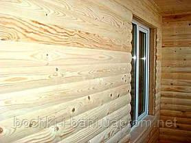 Блок-хаус сосна 2,5м, фото 3