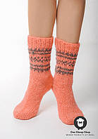Шерстяные носки SS-3, фото 1