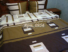 Постельное белье РАНФОРС, рисунок 3d - все размеры 0954