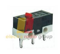 Микропереключатель MSW-21, 3pin, 1A, 125/250VAC