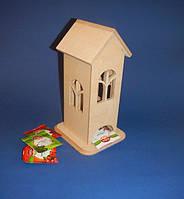 Чайный домик №3 заготовка для декупажа
