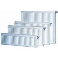 Стальной радиатор отопления с боковым подключением 11 тип ZOOM 500х500, 500х1000, 500х2000