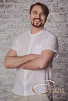 Чоловіча сорочка біла, фото 1