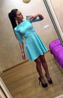 Платье рукав 3/4 опт и розница, фото 1