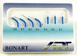 Насадки к электрохирургическому коагулятору BONART ART-E1