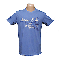 Мужская стрейчевая футболка Lycra тм. BY Walker. пр-во Турция 14034-3