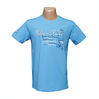Мужская стрейчевая футболка Lycra тм. BY Walker. пр-во Турция 14034-4